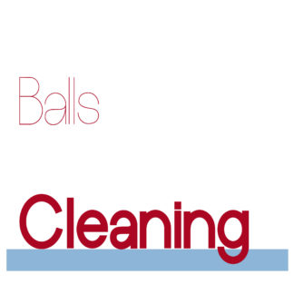 BALLS CLEANING