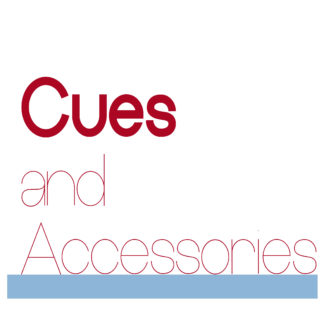 CUES & ACCESSORIES