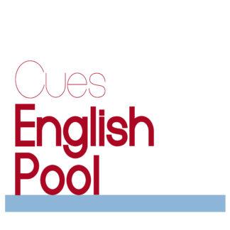 ENGLISH POOL CUES