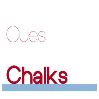 CHALKS & CHALK HOLDERS