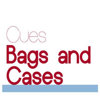CUE BAGS & CASES